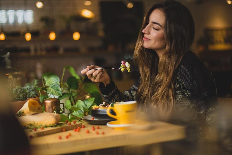 A plenitude da Alimentação – Mindful Eating
